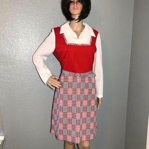 Genuine 60s Vintage Mod Dress 8